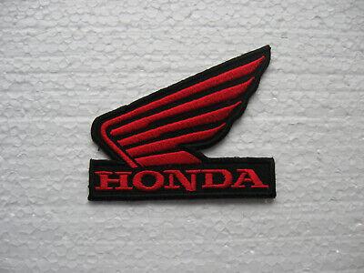 Aufnäher Patch Tuning Honda MX FX Motorradcross Racing Motorradsport Biker-MC GT