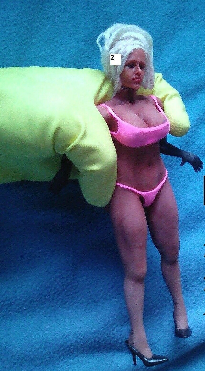 Timesurf Action Figure+ Head (Kim) Seamless Silicone Sexy Figure Anime Hentai