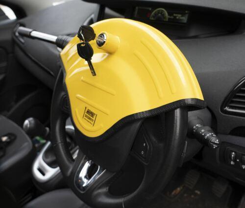 MP5494 Car Van Motorhome Disc Type Anti Theft Security Steering Wheel Lock Clamp