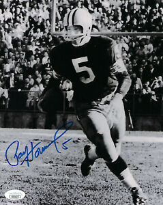 PACKERS-Paul-Hornung-signed-8x10-photo-JSA-COA-AUTO-Autographed-Green-Bay