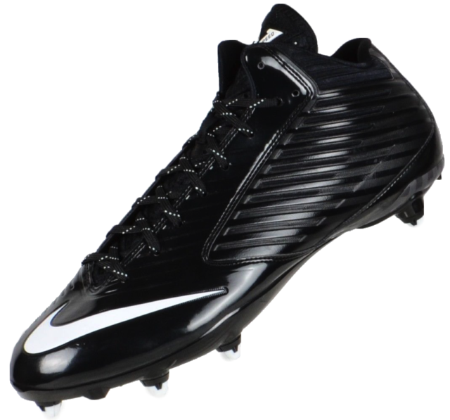 Nike Vapor Speed 3/4 D Men's Black