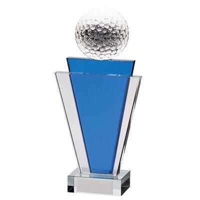 Pool Trophy Award 210mm FREE Engraving Gauntlet