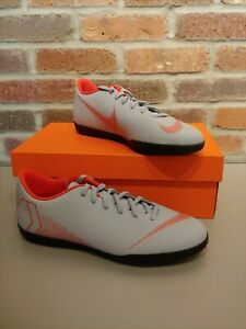 huge discount 60afa 29996 Details about Indoor shoes Nike Mercurial Vapor 12 Club IC M AH7385-060 Sz  9.5 Men 11 WMN