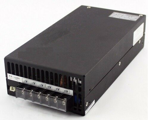 48VDC//12.5A Switching CNC Power Supply