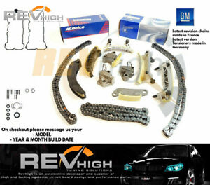 Details about GENUINE GM Holden Commodore VZ VE Timing Chain Kit Set 3 6l  V6 Alloytec LY7