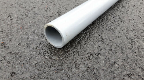 """ABS Class C Pipe x 3m Long Plastic Pipe Ponds Swimming Pools 1//2/"""" to 8/"""" sizes"""