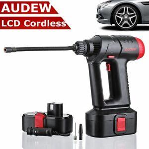 Audew-160PSI-Handheld-12V-Air-Compressor-Inflator-Pump-Rechargeable