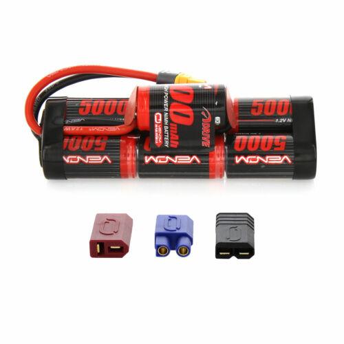 Traxxas Funny Car 5000mAh 8.4V 7-Cell Hump Pack NiMH RC Battery by Venom