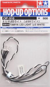 TAMIYA-RC-Hop-Up-Options-TAMIYA-lumiere-del-5-White-53910