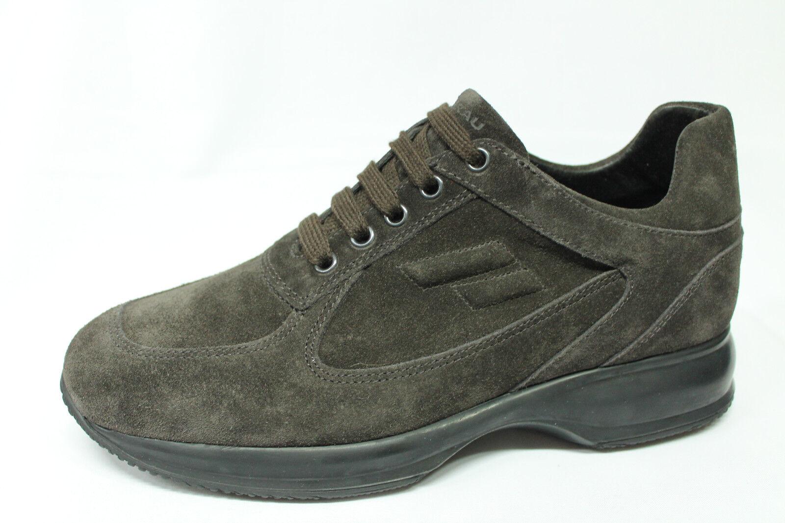 Sneakers Frau 24D3 testa di mgold tipo Hogan Made in  listino - 20%