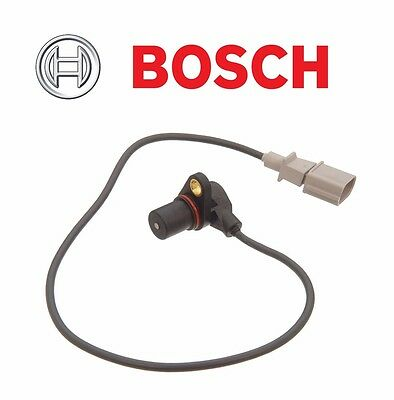 OEM BOSCH Engine Crankshaft Position Sensor For Audi TT Quattro AMU Eng 2001