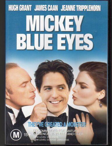1 of 1 - MICKEY BLUE EYES - DVD R4 (2000) Hugh Grant  James Caan - FREE POST