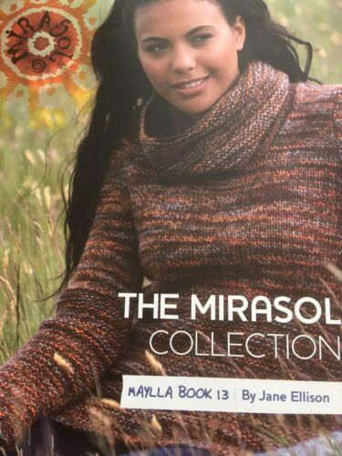 La Colección Mirasol Maylla libro 13 de Jane Ellison-Tejer patrón Libro
