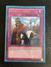 Yugioh Imperial Order DUSA-EN049 Ultra Rare 1st Edition