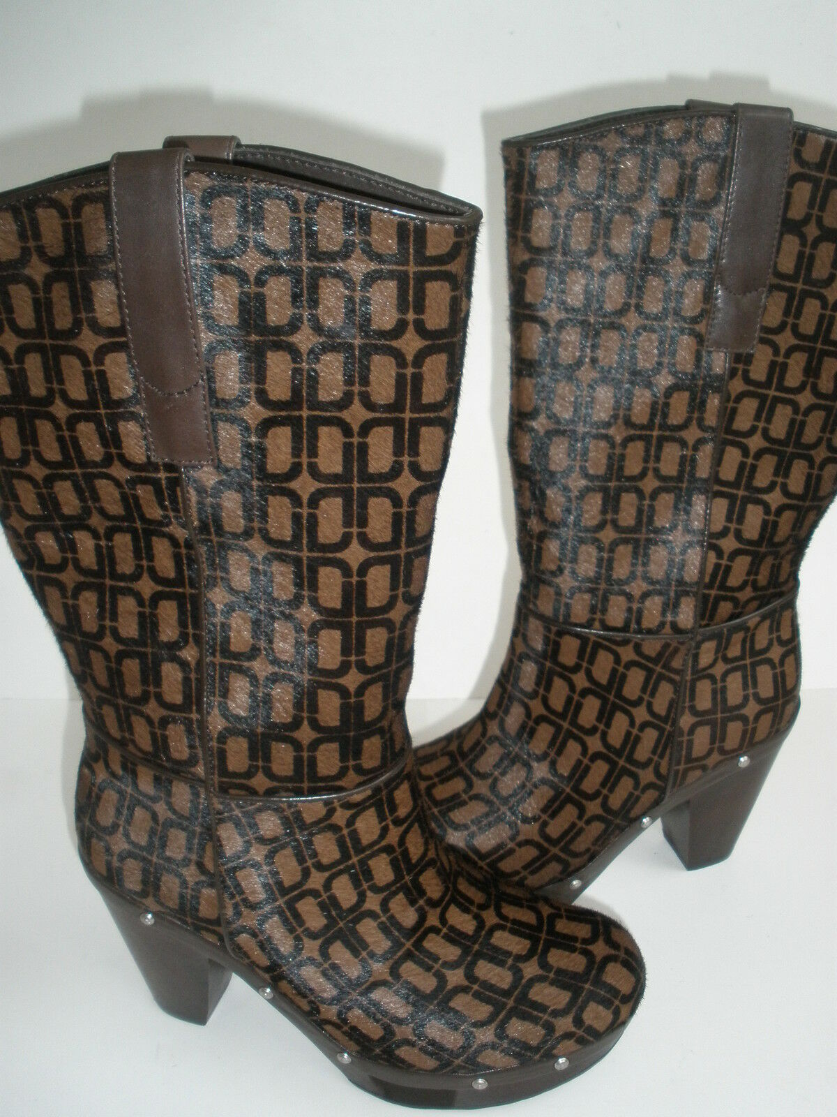 ROCKPORT - ADPRENE by ADIDAS COWSKIN bottes US 6 EUR 36 NEW RARE  99