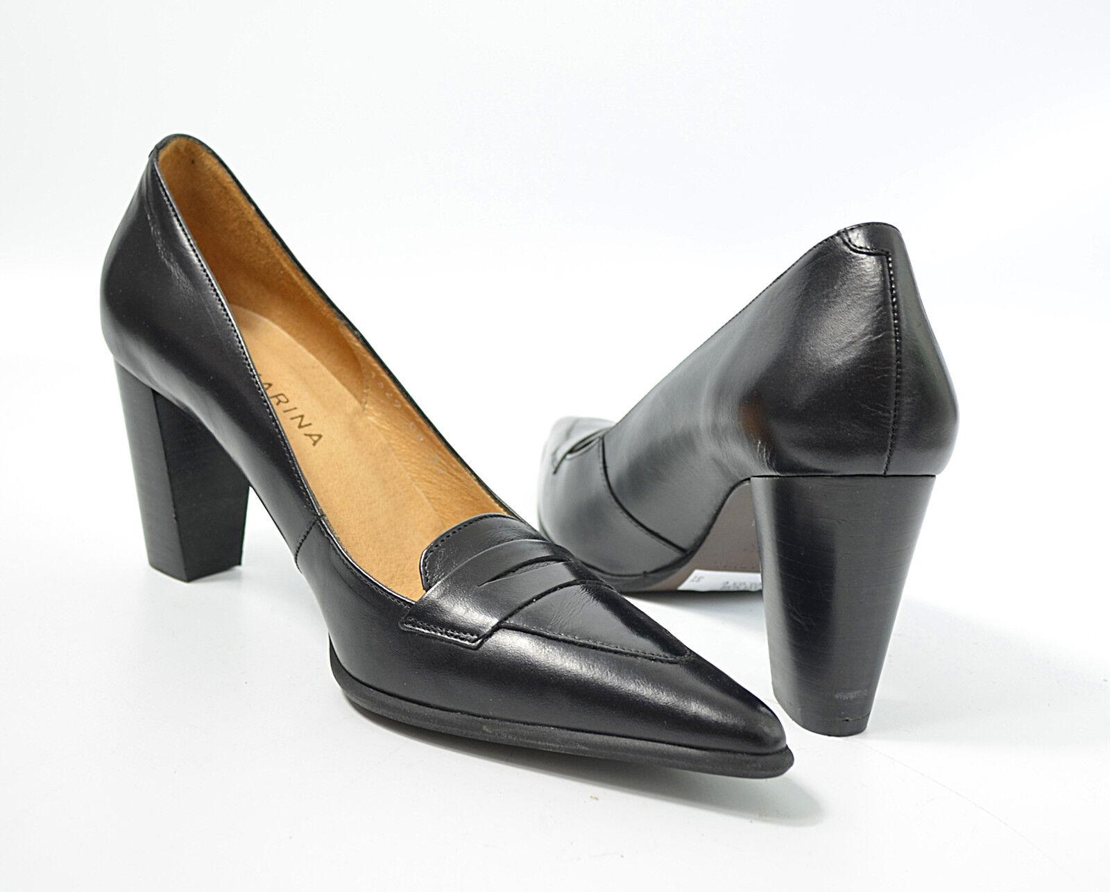 San Marina aliasa Décolleté Mis. 36,37,40, UVP , cuoio, scarpe da donna v1 05/17 m3