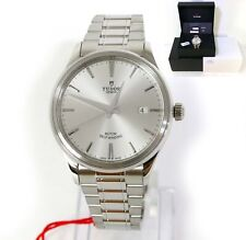 2021 Brand New Tudor Style 41mm Silver Dial 12700 Box Papers Full Stickers