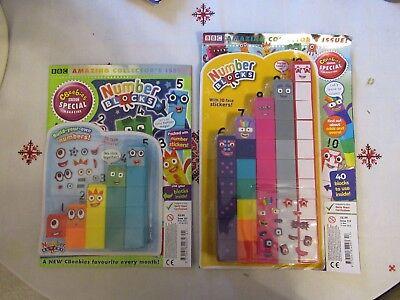 Numberblocks 1-5 /& 6-10 toy