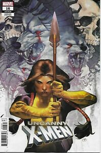 Uncanny-X-Men-Comic-Issue-16-Limited-Variant-Modern-Age-First-Print-2019-Larroca