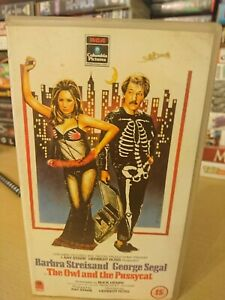 The-Owl-And-The-Pussycat-VHS-Barbra-Streisand