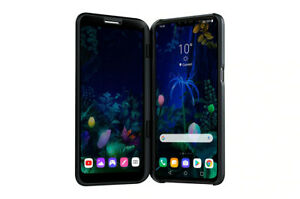 LG V50 ThinQ + pantalla dual teléfono 5G 128GB 6GB Ram Cámara LMV500EM