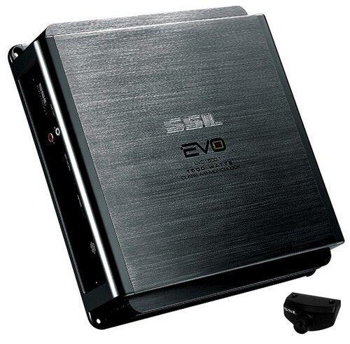 SoundStorm EVO15001 Monoblock Amplifier 1500W Max