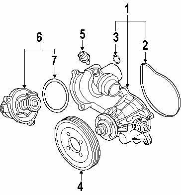 Buy Bmw 11517524551 Genuine Oem Water Pump Assy Online