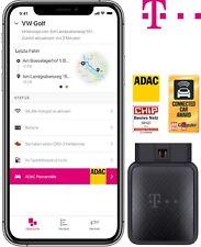 Telekom CarConnect Adapter inkl. 12 Monate Internet-Tarif OBD2 Stecker mit WLAN