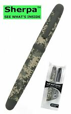 Green & Tan Digital Camo Sherpa  #4491 / Sherpa Pen Holder For Sharpie or Pen