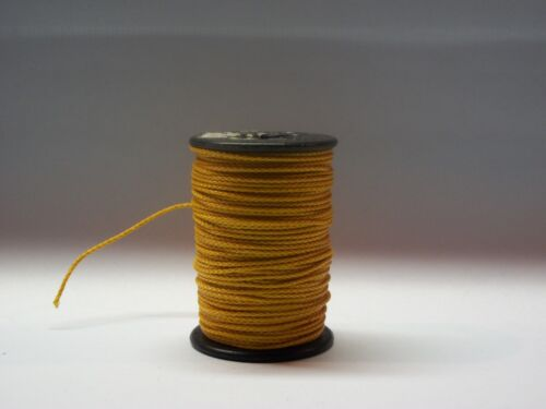 Brownell Crossbow String Center Serving .036 Gold
