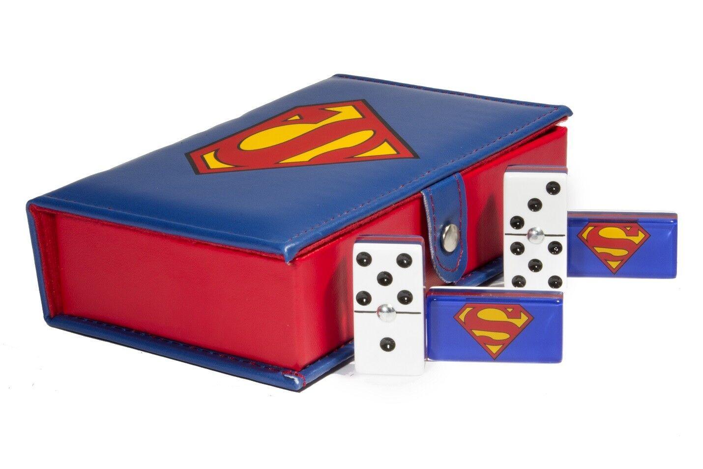 Superuomo Domino 100%  Acrylic, Faux Leather Case  da non perdere!
