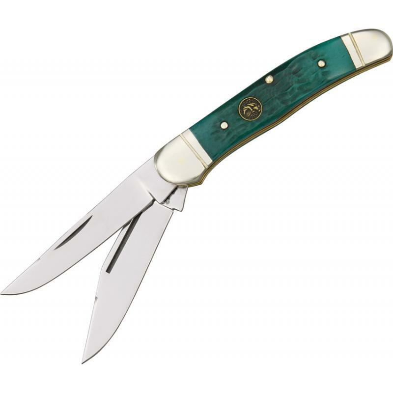 Coltello  Hen & Rooster HR232GPB Copperhead knife couteau messer navaja  muchas concesiones