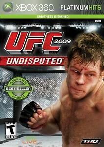 UFC-Undisputed-2009-Microsoft-Xbox-360-THQ-Fighting-XB360-Create-Fighter