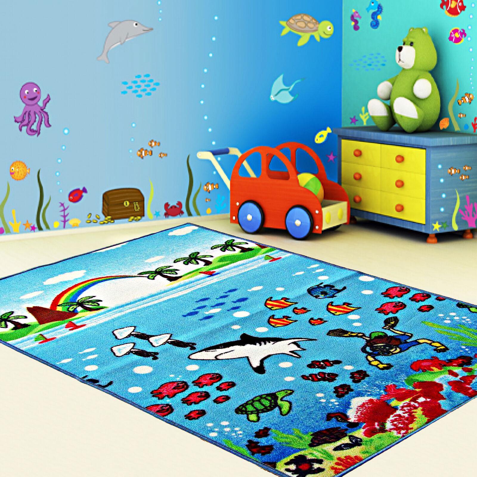 rugs boys room carpet bedroom modern white for design itm zigzag rug girls kids durabl teal