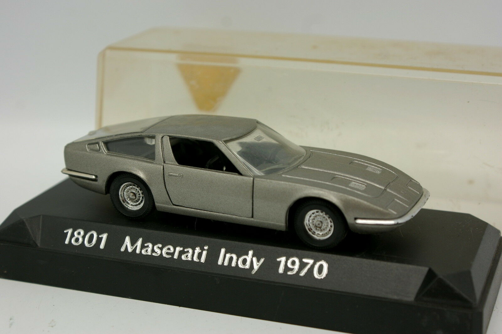 Solido 1 43 - Maserati Maserati Maserati Indy 1970 Grey 33bf6a