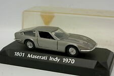 Solido 1/43 - Maserati  Indy 1970 Grise