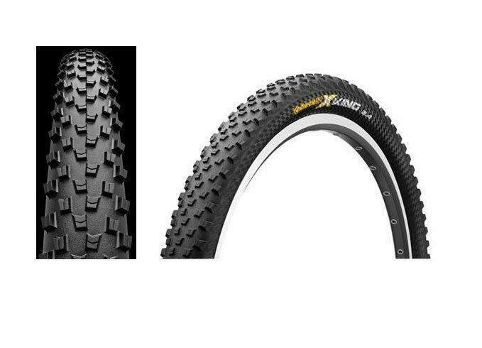 Continental X-King 26inch Folding  MTB Tyre  authentic quality