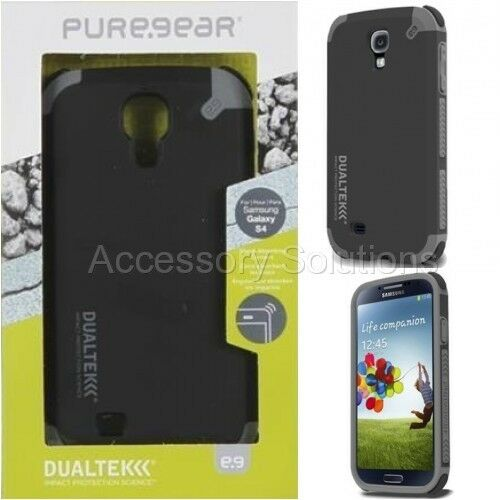 Puregear Dualtek Extreme Hybrid Hard Shock Case For Samsung Galaxy S4 I9500 Ebay