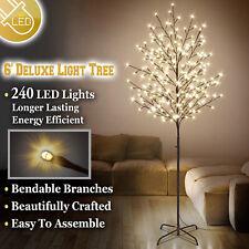 Lightshare 6ft 240l Led Star Light Tree Home Festival Party Christmas Indoor For Sale Online Ebay