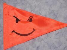 Custom Sassy Smiley Safety Flag 4  ATV UTV JEEP Trike  dirtbike Dune Whip Pole