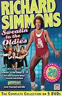 Richard Simmons - Sweatin to the Oldies Set (DVD, 5-Disc Set)