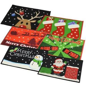 Superieur Image Is Loading CHRISTMAS 6 DESIGNS 0F MACHINE WASHABLE IN DOOR