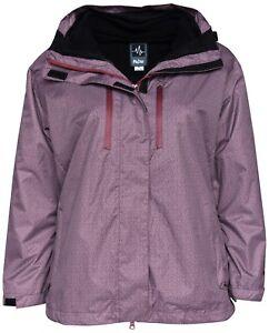 698432d6f4c0e New Pulse Women s Plus Size 1X 2X 3X 4X 5X 6X 3in1 Zig Ski Jacket ...