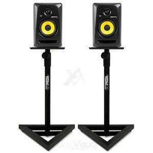 Studio-Monitor-Stands-Gorilla-GSM-100-Adjustable-Hi-Fi-Studio-Speaker-Stands