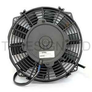 Details about VA14-AP7/C-34S - SPAL Radiator Fan - 7 5