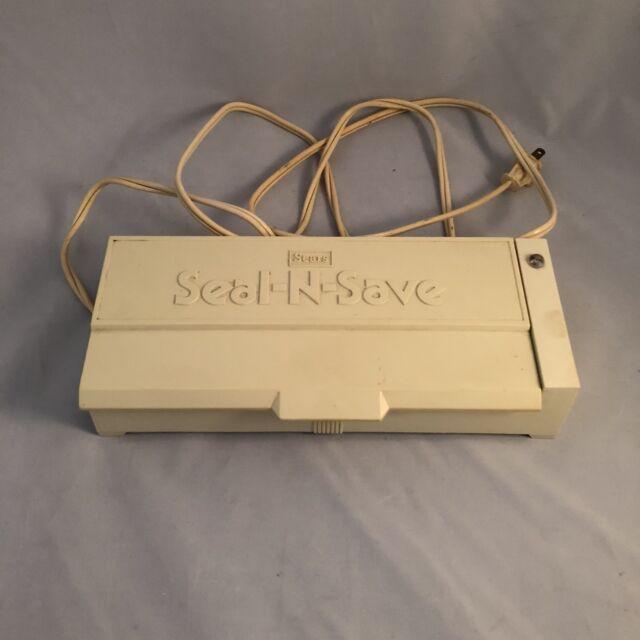 Kenmore 69943 Select Seal N Save Vacuum Sealer System Food Saver