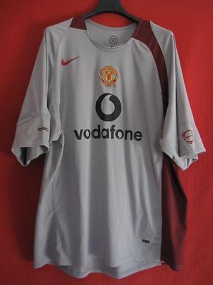 Maglia Rara Nike Manchester United Vodafone Ronaldo Vintage Trikot Football Cr7 | eBay