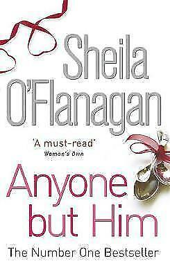 """AS NEW"" Anyone but Him, O'Flanagan, Sheila, Book"