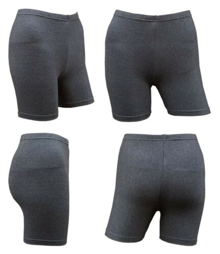 ACCLAIM Fitness Rotorua Teens Girls Cotton Lycra Light Compression Sports Shorts