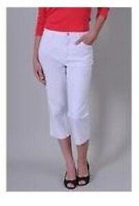 Le Tummy Nwt Cropped 16p Votre Fille Pantalon Blanc Pas Jean De Nydj Stretch Tuck qE7OwErx8